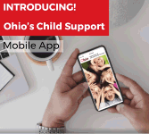 Child Support App Button